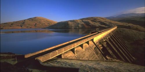 Rheidol hydropower plant