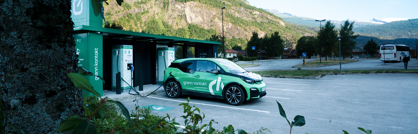 Charging of electric vehicle